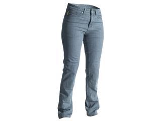 RST Ladies Aramid Skinny Fit Pants Textile Grey Size L Women - 122251714