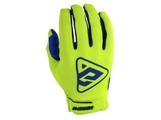 ANSWER AR3 Gloves Hyper Acid/Midnight Size XXL