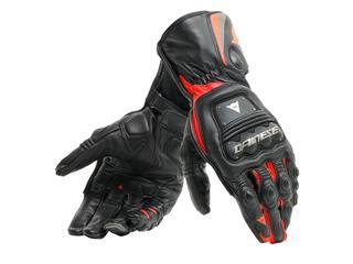 Glove Dainese Steel-Pro Black/Fluo-Red Sz Xxl