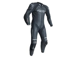 RST TracTech Evo 3 Suit CE Leather Black Size S