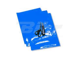 AUTOCOLANTE fundo para dorsal Blackbird azul - Pack de 3 uds 5051/70