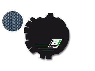 Sticker couvre carter d'embrayage BLACKBIRD Kawasaki KX125
