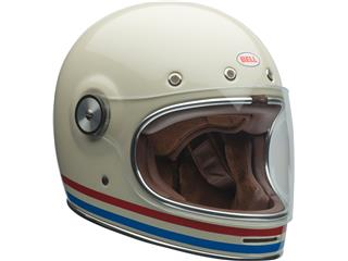 Casque BELL Bullitt DLX Stripes Gloss Pearl White taille L - 76a5d77d-12b3-4fb7-a549-56be087e135e
