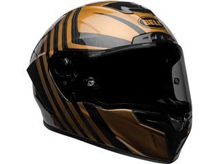 BELL Race Star Flex DLX Helmet Mate/Gloss Black/Gold Size L - 76af613f-d516-43df-9813-cea4d3cc43bb