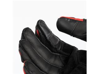 RST GT CE Leather Gloves Red Size M - 771fff5a-567d-4ee4-ab09-e830b1fd22b6