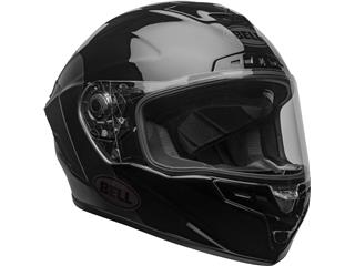 BELL Star DLX Mips Helmet Lux Checkers Matte/Gloss Black/Root Beer Size S - 7785e425-5431-4fad-a356-e4c4d149bfb2
