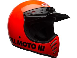 Casque BELL Moto-3 Classic Neon Orange taille XL - 77885fb8-7bbb-4f98-af70-672cd8b7a664