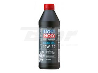 Botella de 1L aceite Liqui Moly Motorbike Transmisión 10W-30 3087