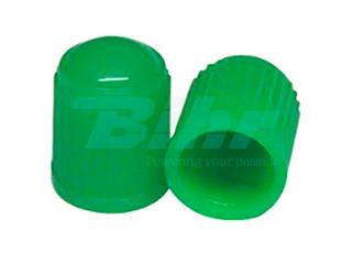 Saco de tampões de plástico verde para válvula 50uds (para nitrógenio)