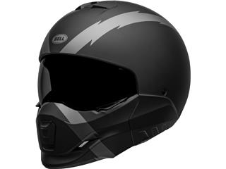 Casque BELL Broozer Arc Matte Black/Gray taille S - 77ab7085-dc1a-4d87-a912-d250ad32909a