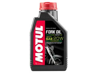 MOTUL Fork Oil Expert 20W Semi-synthetic 1L