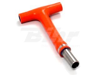 Tubo T Samco laranja FTP-4