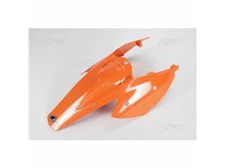 Garde-boue arrière UFO orange KTM