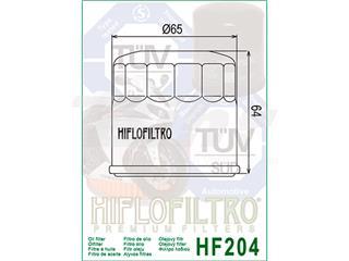 Filtro de aceite Hiflofiltro HF204C - 78174210-c862-45f5-b648-7df3f54b924a