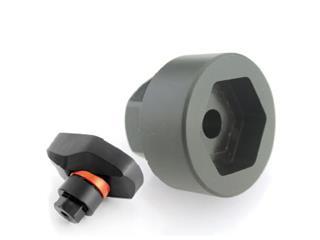 Douille de serrage ALLOY ULTIMA pour tampons X-Pad