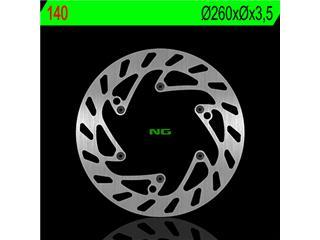 NG 140 Brake Disc Round Fix