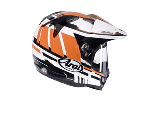 Casque ARAI Tour-X 4 Shire Orange taille S - 78ecb60f-77be-451a-a6f4-6d65572e6b47