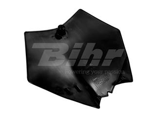 Portanúmeros delantero UFO KTM negro KT03093-001