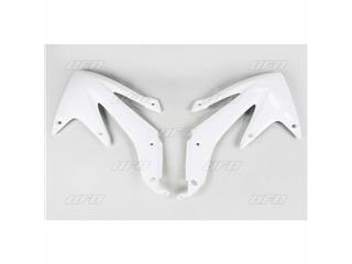 Ouïes de radiateur UFO blanc Honda CRF450X - 78134610