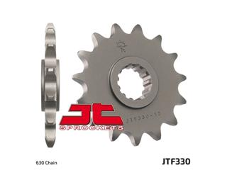 Pignon JT SPROCKETS 15 dents acier standard pas 630 type 330