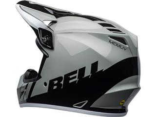 Casque BELL MX-9 Mips Dash Gray/Black/White taille XL - 799848ce-922c-40c7-a695-12feafe939eb