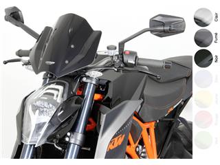 MRA Sport Wind Screen Smoked KTM 1290 Super Duke