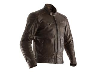 RST Roadster II Jacket Leather Brown Size XL