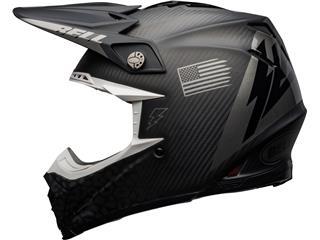 Casque BELL Moto-9 Flex Slayco Matte/Gloss Gray/Black taille L - 7a0f65b2-8781-4b2f-9464-07ef6e90fcbd