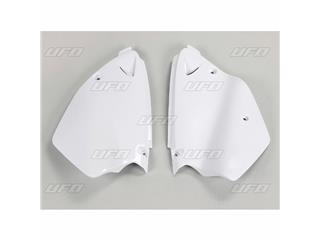 Plaques latérales UFO blanc Yamaha - 78428014