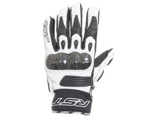 RST Freestyle CE Gloves Leather White Size S/08 Men