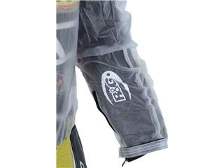 R&G RACING Racing Rain Jacket Transparent Size XXL - 7a5ba28a-3c23-4701-ab2c-5bb40b5b5a09