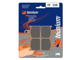 TECNIUM Brake Pads MF338 Sintered Metal