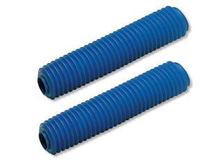Soufflets de fourche CEMOTO bleu Ø35mm - 330mm - 7a7fec92-0b0a-4828-914a-86653616d6ca
