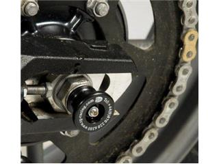 Pions de bras oscillant R&G RACING noir Triumph Tiger 800