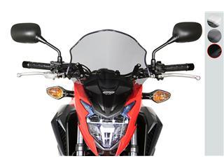 MRA Spoiler Black Honda CB500F