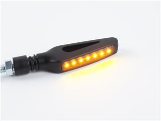LIGHTECH Indicator Lights Led ABS Plastic Black Sequential