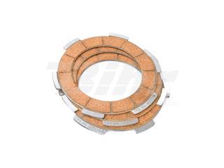 Juego discos embrague Polini Vespa Primavera 125 Aluminio - PLN2300010