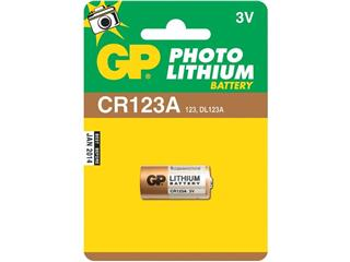 EXIDE CR 123A C1 GP Battery Lithium - 3V