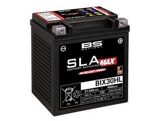 Batterie BS BATTERY BIX30HL SLA Max sans entretien activée usine - 321580