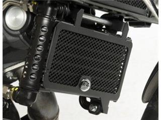R&G RACING Radiator Guard Black Aprilia Dorsoduro 1200