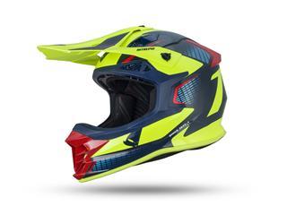 UFO Intrepid Helmet Yellow/Blue Size XL - 801001490571
