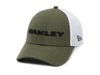 Casquette OAKLEY Heater New Era Snapback Dark Brush
