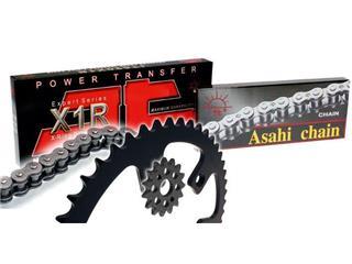 Kit chaine JT DRIVE CHAIN 13/50 Beta RR50 Std/Factory/Supermotard/SM Track