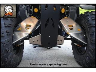 AXP Rear A-Arm Protection Aluminum 6mm Can-Am