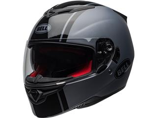 BELL RS-2 Helmet Rally Matte/Gloss Black/Titanium Size S