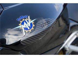 R&G RACING Tank Sliders Carbon MV Agusta