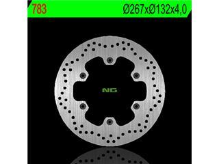 NG 783 Brake Disc Round Fix Yamaha