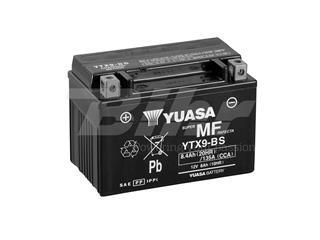 Batería Yuasa YTX9-BS Combipack (con electrolito)
