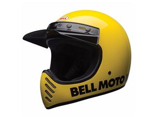 Casque BELL Moto-3 Classic Yellow taille XS