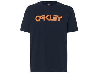 Camiseta OAKLEY MARK II Manga Corta,  Azul Oscuro, Talla M